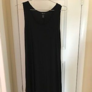 Asymmetrical Color Block Maxi Dress S Macy's